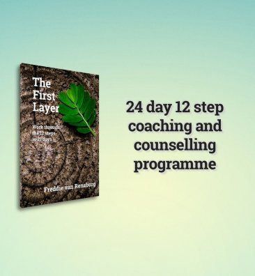 The First Layer 24 Day Step Coaching and Counselling programme